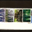 recent Australia 2005 native trees stamp set