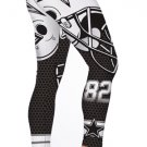 New Women's Dallas Cowboys  Leggings Fitness Gym