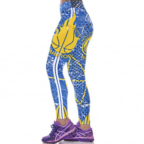New Golden State Warriors Womens Leggings