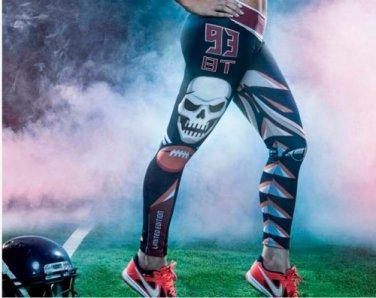 Tampa Bay Buccaneers Womens Leggings