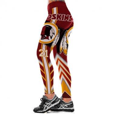Washington Redskins Sean Taylor  Womens Leggings Fitness 2017