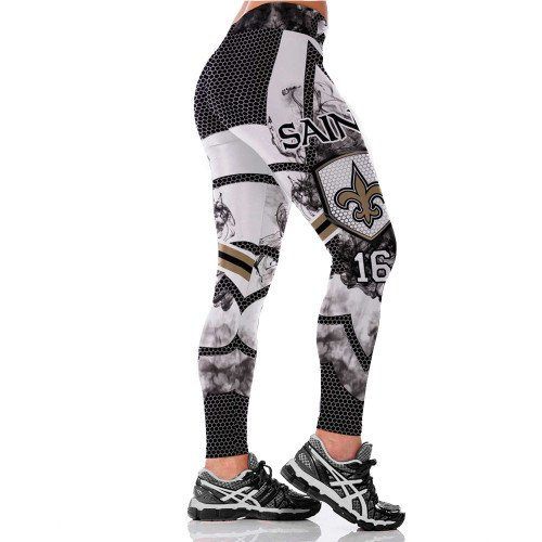 New Orleans Saints Brandon Coleman NFL Womens Leggings