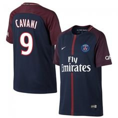 Cavani #9 Paris-Saint Germain Stadium Jersey