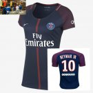 2017-18 Paris Saint-Germain Home  Stadium Shirt - Womens