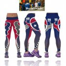 Houston Texans Womens Leggings