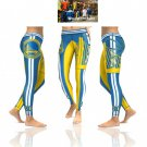 2017 NEW SEASON Golden State Warriors  Sports Leggings