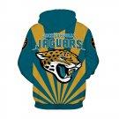 2017 Jacksonville Jaguars Football Team Sport Hoodie Unisex