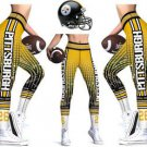 New Leggings Sports New Design Pittsburgh Steelers NFL