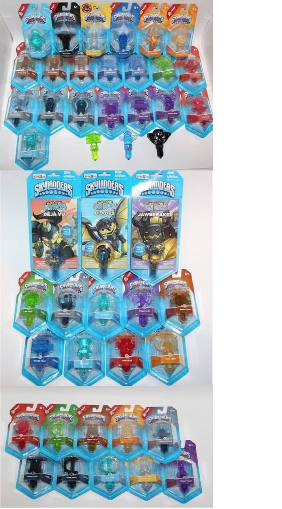 Skylanders Trap Team Element Traps Pick Your Trap Free Shipping Same Day NEW!