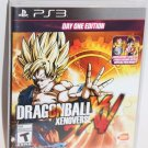PlayStation 3 PS3 DRAGONBALL XENOVERSE XV MINT LIKE NEW Ships Same Day!