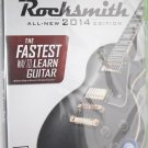 Xbox One Rocksmith 2014 Edition **NO CABLE*** NEW SEALED SHIPS SAME DAY