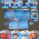 Disney Infinity 2.0 Originals Pick Your Own Toy Box Figures Games and Discs