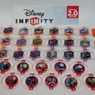 Disney infinity 2.0 Marvel Super Hero Power Discs Set Shipping 1st Disc ONLY NEW