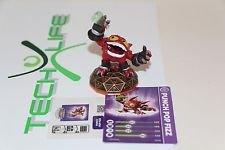Skylanders Giants Swap Punch Pop Fizz Loose Figure Variant w/Card/code/sticker
