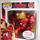 "LOT OF 10 EXCLUSIVE 6"" MARVEL Iron Man Hulkbuster Funko Pop! SHIPS SAME DAY NEW"