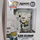 Funko Pop  Magic The Gathering AJANI GOLDMANE 03 vinyl figure Ships Boxed