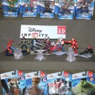 Disney Infinity 2.0 Figures CUSTOM LISTING FOR PHILIDELIS 15 Figures See Details