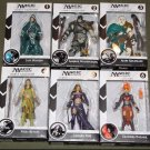 "Funko Pop Magic The Gathering LEGACY COLLECTION COMPLETE SET OF 6 Figures 6"" NEW"