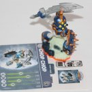 Skylanders Giants Swap Force CHOP CHOP Figure w/Card/code/sticker LOOSE NEW!