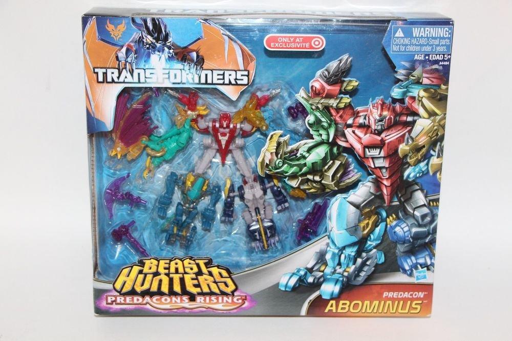 Hasbro Transformers Prime Beast Hunters Predacons Rising ABOMINUS ACTION FIGURE!