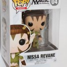 Funko Pop Magic The Gathering NISSA REVANE 04 vinyl figure NEW SHIPS SAME DAY