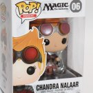 Funko POP Magic The Gathering CHANDRA NALAAR 06  Vinyl Figure Ships Boxed NEW