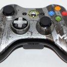 Geunuine Microsoft Xbox 360 Call of Duty MW3 Modern Warfare 3 Wireless Game Pad
