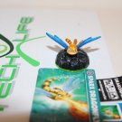 Skylanders Spyro's Dragons Peak Sparx Dragonfly (magic Item) Card+sticker+code