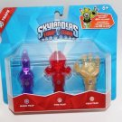 Skylanders Trap Team 3 pack Traps Set Tech Hand Fire Spear  Magic Rocket New