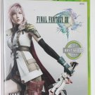 Xbox 360 Final Fantasy XIII 13  NEW SEALED SHIPS SAME DAY SQUARE ENIX