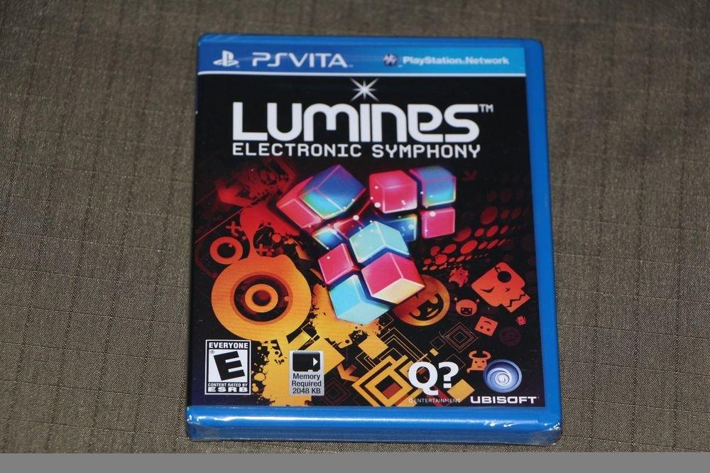 Playstation VITA PSVITA LUMINES: ELECTRONIC SYMPHONY New Ships Same Day!