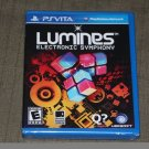 Playstation VITA PSVITA LUMINES: ELECTRONIC SYMPHONY New Ships Same Day!