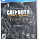 Sony Playstation 4 PS4 Call of Duty: Advanced Warfare - ATLAS LIMITED EDITION
