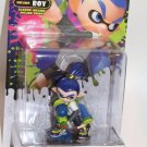 Nintendo Amiibo WII U SPLATOON INKLING BOY IN HAND SHIPS SAME DAY BOXED!