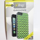 iPhone 5/5s IFROGZ GROOVE GREEN/GRAY IPHONE 5S NEW Ships Same Day
