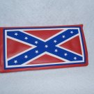 Confederate Flag Checkbook Cover