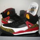 Air Jordan Spike - Black/Yellow/White/Red
