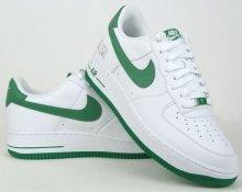 Nike Air Force 1 25Th Anniv. white/green