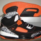 Nike Air Jordan IV.5 Spike - Black/Orange/White