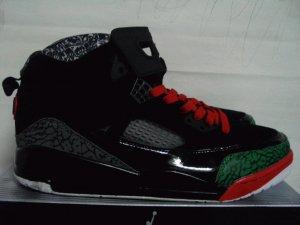 Nike Air Jordan IV.5 Spike - Black/Red/Green
