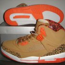 Nike Air Jordan IV.5 Spike - Tan/Orange/Black