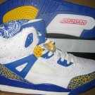 Nike Air Jordan IV.5 Spike - White/Blue/Yellow