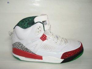 Nike Air Jordan IV.5 Spike - White/Green/Red