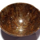 Healing crystals gemstone bowls Jasper Earth Energy Karmic Cleansing Space clearing stone Generator