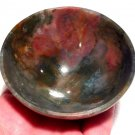 Crystal healing gemstone bowls Fancy Jasper Archangel Raphael Spiritual Realm Angels Deities