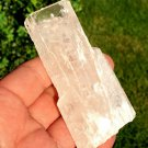 "3.5"" Pink Danburite Angel Healing Metaphysical Crystal Spiritual Reiki Divine Guidance Spirit Guide"