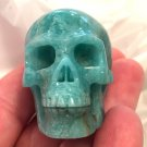 Aquamarine Crystal Skull Healing Crystals Angelic realm Angels Spirit Guide Communication
