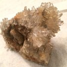 Crystal healing Metaphysical Prophecy Divination Stone Skull Citrine clear Quartz Cluster crystals