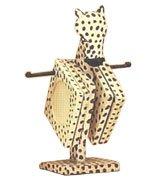 Cheetah Coaster Set