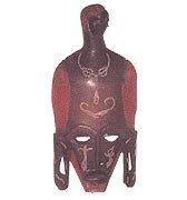 Kenyan Mask